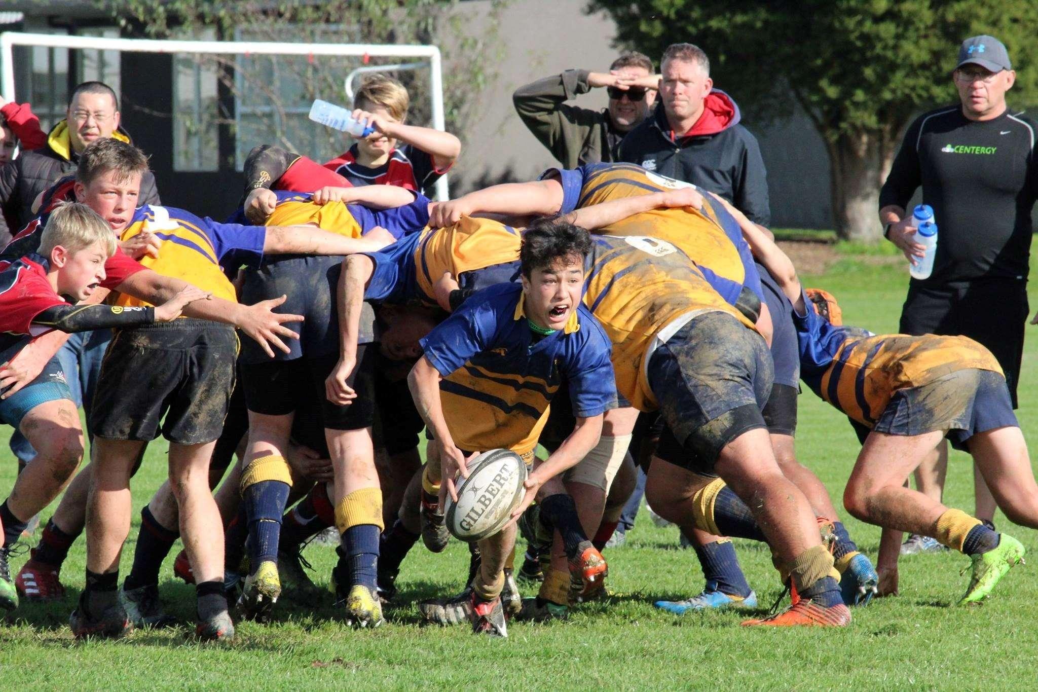 U15 Rugby