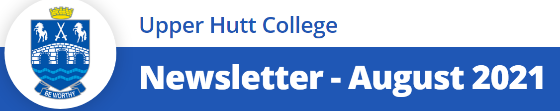 August Newsletter Title